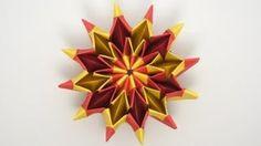 Origami Fireworks (Yami Yamauchi) - remake, via YouTube.