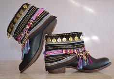 ETHNIC HIPPIE BOHO Folk Tribal Gypsy Women by MISIGABRIELLA, €85.00