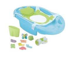 Awesome Safety 1st Deluxe Funtime Froggy Bath Center