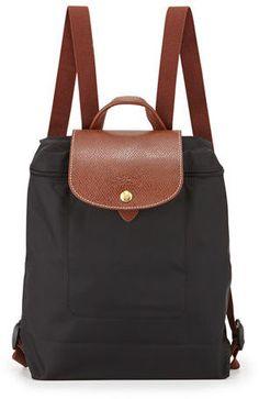 Longchamp Le Pliage Nylon Backpack Nylon Bag 4e564f0c4a014