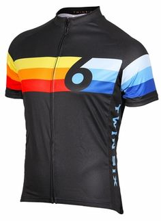 The Grand Prix Cycling Jersey by Twin Six. Gotta support the local co! Cycling Tops, Cycling Wear, Cycling Jerseys, Cycling Bikes, Cycling Outfit, Cycling Clothing, Bike Kit, Bike Wear, Bike Style