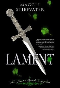 Lament (Books of Faerie #1) | Maggie Stiefvater    Oh how I love Maggie, and oh how I love that there are still two Maggie novels I have yet to read, I have not read them on purpose. I am saving them for a rainy day when I really, really need a Maggie to make me happy.