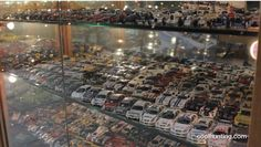 In a small building in Beirut, Lebanon sits the largest collection of toy cars in the world — over 30,000 model cars and 400 dioramas. Hear the collector walk through his incredibly numerous possessions and the struggles he endured in creating his astounding, Guinness Book of World Records collection.