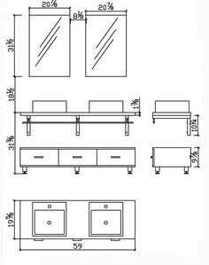 Getting To Know About Bathroom Vanity Dimensions