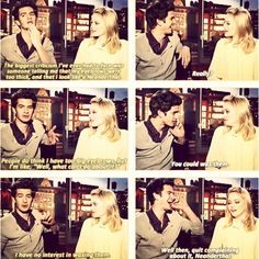 Andrew Garfield & Emma Stone. Who doesn't love these two?