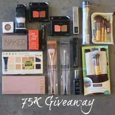 @dailybaileyb is having a 75k YouTube subscriber giveaway!
