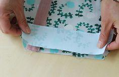 子ども(キッズ)用エプロンの作り方 Plastic Cutting Board, How To Make, Japanese Clothing