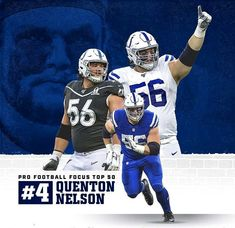 Quenton Nelson Indianapolis Colts Denver Broncos, Pittsburgh Steelers, Dallas Cowboys, Cincinnati Bengals, Indianapolis Colts, Nfl Cheerleaders, Cheerleading, Rob Gronkowski, Houston Texans