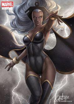Storm - Art Gutierrez