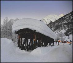 Covered bridge, Ulrichen, Valais, Switzerland Covered Bridges, Photos Du, Switzerland, City, Outdoor, Beautiful, Bridge, Outdoors, Covered Decks