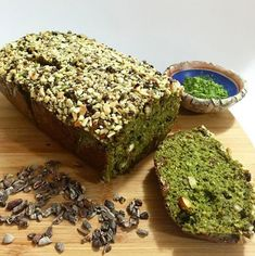 MATCHA CACAO NUT LOAF By @The_Paleo_Shack - Matcha Maiden