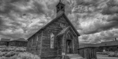 13 of the Spookiest Ghost Towns In America  - TownandCountryMag.com