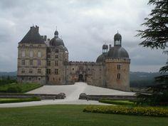 Château de Hautefort, Hautefort, Dordogne, France