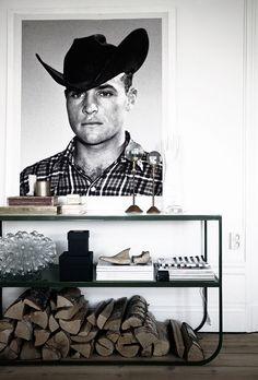 Foto: lägenhet till salu på Kapellgränd/Söder via Hemnet via Trendenser -
