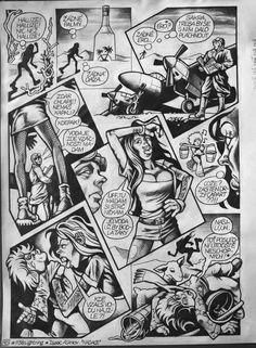 Tanja Ruskov meets Saint Exupery! On page 90.