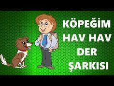 Köpeğim Hav Hav Der Şarkısı - Çocuk Şarkıları - Bebek Şarkıları - Minicik Tv - YouTube