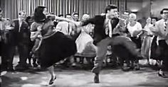 This Swing Dance From 1956 Will Have You Tappin' Your Toes And Grinnin' From Ear To Ear!
