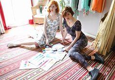 En el estudio de Planet Palmer | Vogue