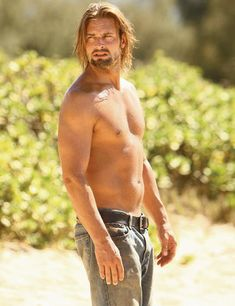 Josh Holloway - I miss you, Sawyer
