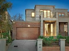 Photo of a rendered brick house exterior from real Australian home - House Facade photo 201647