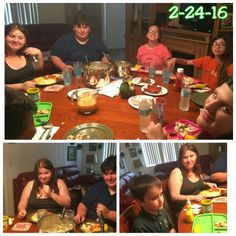 I was delighted to see my oldest daughter tonight and her boyfriend. We had a great day and they joined us for dinner :) xo #lovemytammi,#familygettogether, #dinner