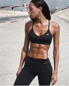 Nike Pro fitness Women's Activewear & Gym Wear Workout Clothes for Women Sports Bra Yoga Pants Motivation is here! Fitness Apparel Express Workout Clothes for Women Fitness Outfits, Yoga Outfits, Musa Fitness, Body Fitness, Health Fitness, Fitness Diet, Fitness Goals For Women, Fitness Pal, Black Fitness