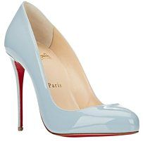 Christian Louboutin Pigalle BABY BLUE Pumps