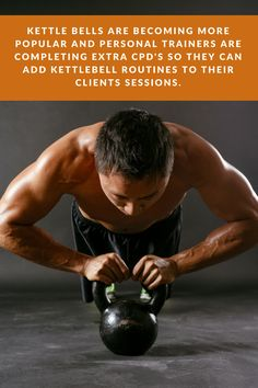 Kettle Bell workouts, CPD. Origym.