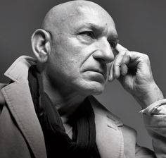 Sir Ben Kingsley- such an awesome actor.