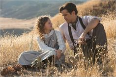 Saving Mr. Banks; one of my new favorite movies. The entire thing was amazing, but the flash backs were especially heart wrenching and gorgeous. (And Colin Ferrell did an amazing job as Travers Goff)