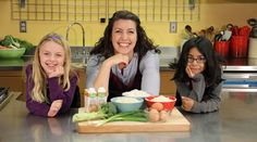 Weeknight Noodle Bowls: PCC Chef Jackie Freeman invited two Girl Scouts, Becca and Nur, to the kitchen to help make Weeknight Noodle Bowls, an easy, flexible way to get a healthy dinner on the table for everyone in the family. The girls learn to hard boil eggs in the process, but they also try a variety of proteins and veggies. View the recipe �