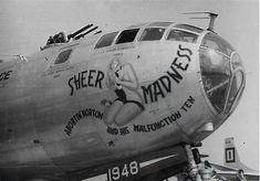Obraz znaleziony dla: aircraft nose art