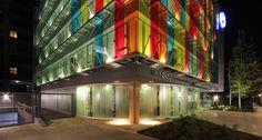 Los Heroes Building / Murtinho y Asociados Arquitectos