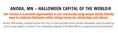 Does the U.S. Congress have authority to proclaim a world Halloween capital? Because it has done just that.