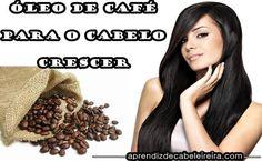 Óleo Bomba de Café para o Cabelo Crescer Rápido