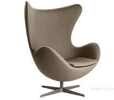 MID CENTURY MODERN- The Egg - Arne Jacobsen