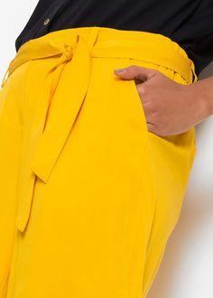 Neue Retro Damen Mädchen Hohe Taille Plissiert Doppellagig Chiffon Shorts