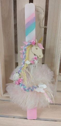 Easter Crafts, Crafts For Kids, Handmade Candles, Birthday Parties, Creations, Activities, Unicorn, Party Ideas, Baby