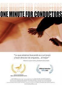 ONE MINUTE FOR CONDUCTORS Angel Esteban, Elena Goatelli 87' / 2013 / Italia, España  Web: http://www.kottomfilms.com/
