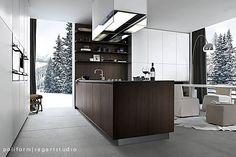 poliform varenna twelve kitchen.