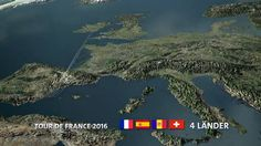 Dem Terror zum Trotz. Auf der 13. Etappe der Tour de France steht heute das Einzelzeitfahren von Bourg-St.-Andéol nach La Caverne du Pont-d'Arc auf dem Programm.  ▶ Jetzt schon im Liveticker: http://ticker.tour.ard.de/tdf2016_etappe13/ ▶ Ab 14.10 Uhr auf Einsfestival und im Stream: http://www.sportschau.de/tourdefrance/videostream-livestream---zeitfahren-bei-der-tour-de-france-100.html ▶ Ab 16.05 Uhr im Ersten