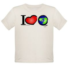 Get this MOST POPULAR  I Heart Earth design on any product for #Earthday