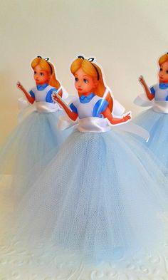 Tubetes Alice no Pais das Maravilhas