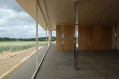 Krefeld Golf Club, North Rhine-Westphalia - Mies van der Rohe/ Paul Robbrecht