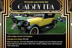 1924 Cadillac Series V-63 Phaeton Average price today: $59,000