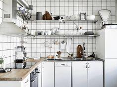 stadshem, http://trendesso.blogspot.sk/2016/04/cute-scandinavian-apartment-with.html