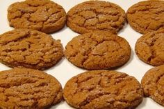 Gingersnaps. And cold milk. Yes!