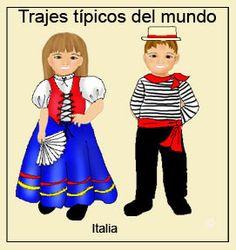 traje tradicional italiana - Pesquisa Google