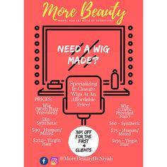 Wig For Sale #Slay #Weaves #Wigs #Beauty #Business #WigMaker #Instagram #ClosureWig #WOC #POC