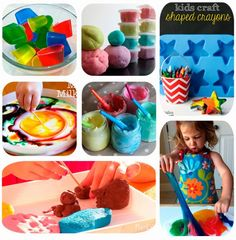 Craft recipes for kids. Games For Kids, Diy For Kids, Crafts For Kids, Infant Activities, Preschool Activities, Movie Night Party, Stem Projects, Ideas Para Fiestas, Activity Games
